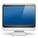 imac black icon