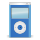Ipod-blue icon
