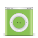 ipod nano green icon
