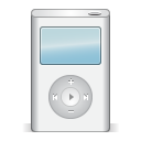 Ipod-white icon