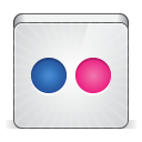 social flickr icon