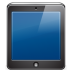 Ipad-black icon