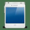 Iphone4-white icon