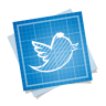 Twitter-bird icon