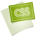 Adobe-blueprint-css icon