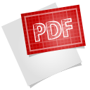 Adobe blueprint pdf icon