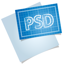 adobe blueprint psd icon