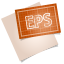 Adobe-blueprint-eps icon