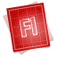 Adobe-blueprint-flash icon