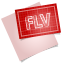 adobe blueprint flv icon