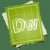 Adobe-blueprint-dreamweaver icon