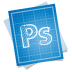 Adobe-blueprint-photoshop icon