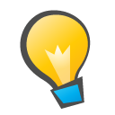 http://icons.iconarchive.com/icons/double-j-design/childish/128/Bulb-icon.png