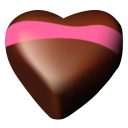 Chocolate-hearts-05 icon