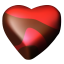 chocolate hearts 04 icon
