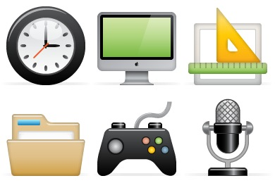 Diagram Preview Icons