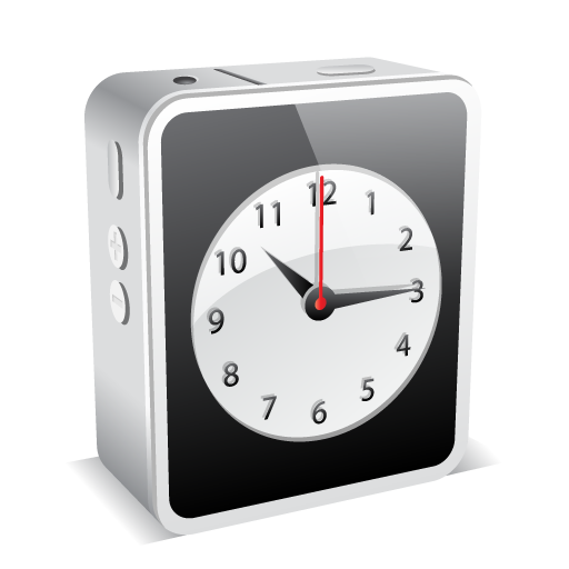 clock icon