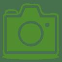 Green camera icon