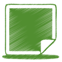 green picture icon