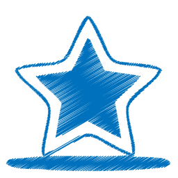 Image result for blue star