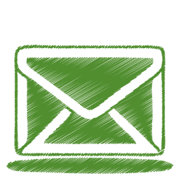 green-mail-icon.png (256×256)