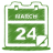 green calendar icon
