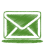 green mail icon