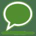Green-balloon icon