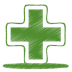 Green-plus icon