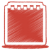 Red-notes icon