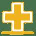 Yellow-plus icon