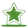 Green-star icon