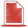 Red-document icon