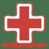 Red-plus icon