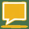 Yellow-balloon-2 icon
