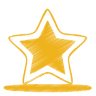 Yellow-star icon