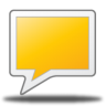 Comment-rect icon