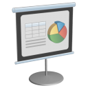 Presentation icon