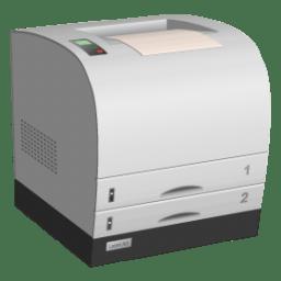 Printer Laser icon