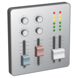 Sound Mixer Icon