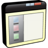 Window-Left-Panel icon