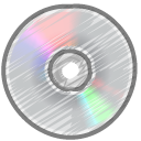 Scribble cd icon
