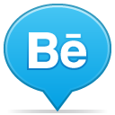 social balloon be icon