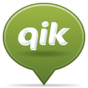 social balloon qik icon