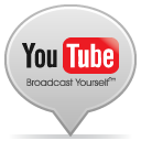 social balloon youtube icon