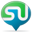 Social-balloon-stumbleupon icon