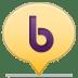Social-balloon-b icon