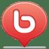 Social-balloon-bebo icon