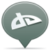 Social-balloon-deviantart icon