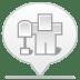 Social-balloon-digg icon